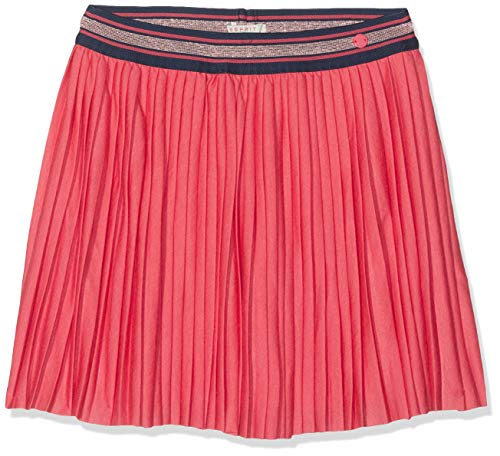ESPRIT KIDS Mädchen RP2700307 Knit Skirt Rock, Rosa (Strawberry 342), (Herstellergröße: 116+)