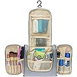 PETRICE Travel Toiletry Bag Extra Large Makeup Organiser Cosmetic Case Household Grooming Kit Storage Travel Kit...
