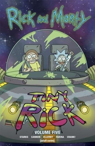 Rick and Morty: 5