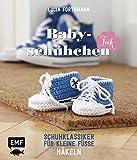 Babyschühchen-Tick: Schuhklassiker für kleine Füße häkeln