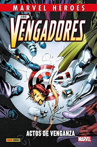 Vengadores la saga de nov