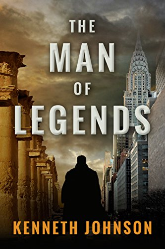 The Man of Legends (English Edition) por Kenneth Johnson