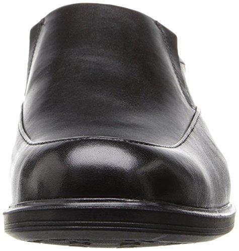 Clarks Gabson Schritt Slip-on Loafer Black Leather