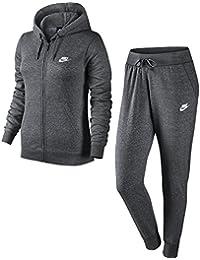 Nike W NSW TRK Suit FLC Tuta