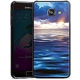 Samsung Galaxy A3 (2016) Housse Étui Protection Coque Océan Coucher de soleil Mer