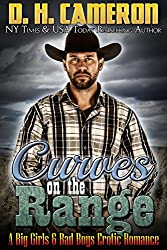 Curves on the Range: A Big Girls & Bad Boys Erotic Romance (English Edition)
