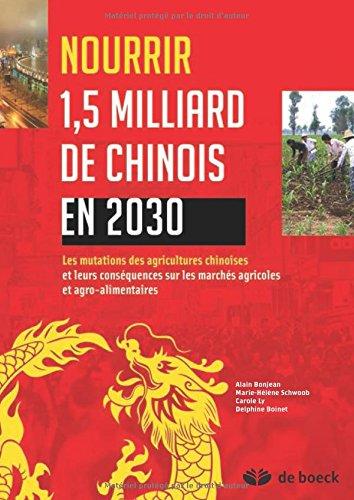 Nourrir 1,5 Milliard de Chinois en 2030 les Agricultures de Chine