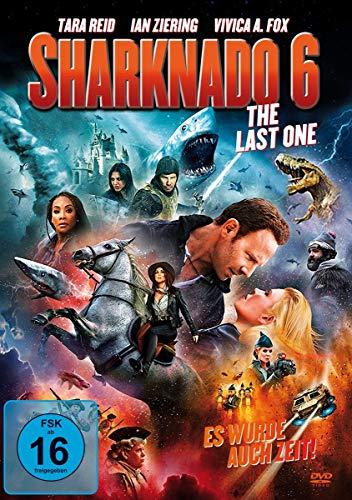 Sharknado 6 - The Last One (Es wurde auch Zeit!) - Uncut