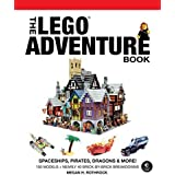 The LEGO Adventure Book, Vol. 2: Spaceships, Pirates, Dragons & More! by Megan H. Rothrock (2013-11-28)