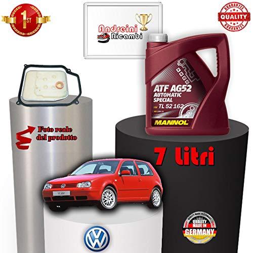 KIT FILTRO CAMBIO AUTOMATICO E OLIO GOLF IV 1.9 TDI 110KW 2002 -> 2005 1003