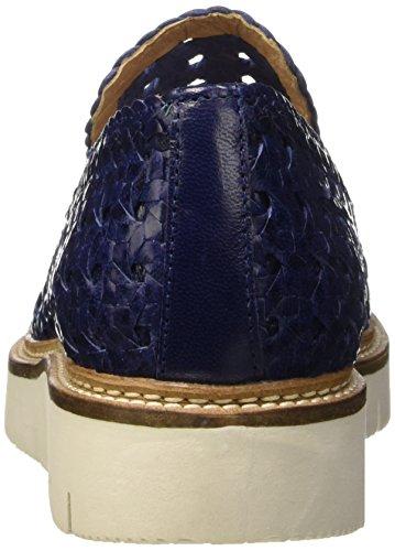 BPrivate E1603x, Mocassins femme Bleu - Bleu