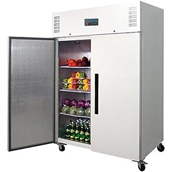 Gastro Royal Gewerbekühlschrank 1200L Gastro Kühlschrank für ...