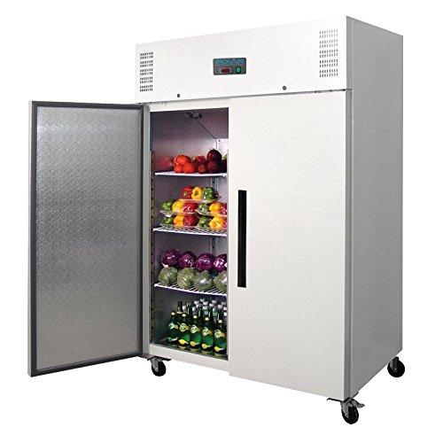 Gastro Royal Gewerbekühlschrank 1200L Gastro Kühlschrank für Gastronomie Lagerkühlschrank