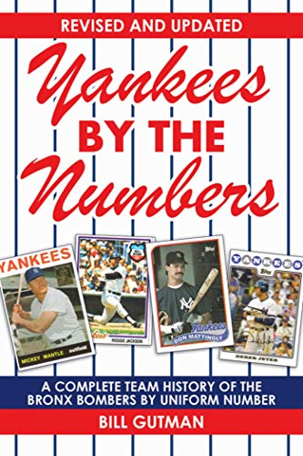 Yankees by the Numbers: A Complete Team History of the Bronx Bombers by Uniform Number - Amerika Baseball Jersey
