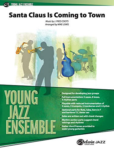 Santa Claus Is Coming to Town (Young Jazz Ensemble)