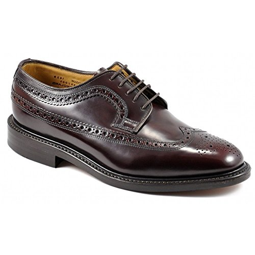 Loake Bros Ltd Mens 'ROYAL ' Brogue in Burgundy 7 UK F