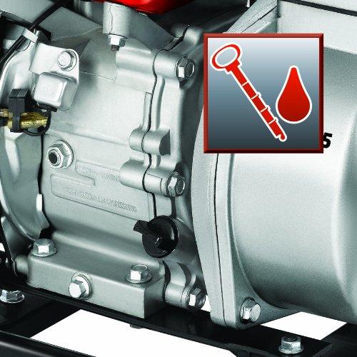 Einhell Benzin Wasserpumpe GE-PW 45 4,8 kW | max. 23000 l/h | max.26 m - 3
