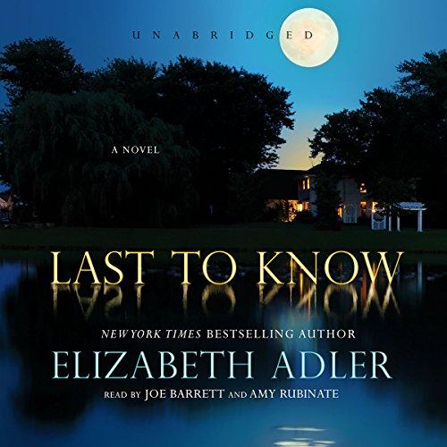 Last to Know  Audiolibri