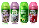 #3: Airwick Fresh Matic Refill 4 Piece Combo Air Fresher