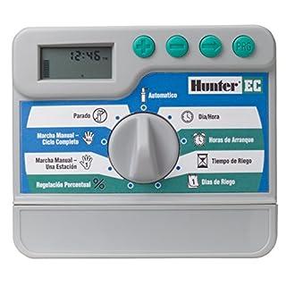 Aqua Control Programmierer residencial für 2Zonen, 3Programme, 4Durchläufe/Tag, 1x 1x 1cm, EC2