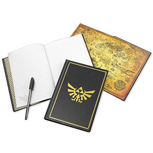 Cuaderno de notas The Legend of Zelda 'Logotipo de Hyrule'