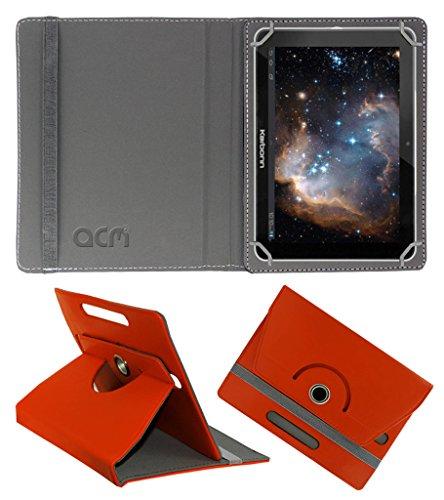 Acm Rotating 360° Leather Flip Case for Karbonn Smart Tab 8