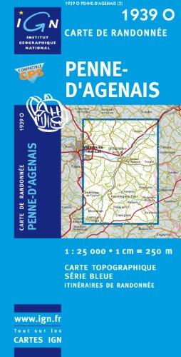 Penne-d'Agenais GPS