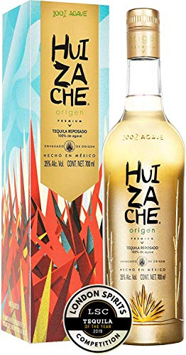Huizache Origen Tequila Reposado - Tequila of the Year 2019-100% Agave (1x 0.7 l) -