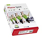 100.000 Blatt Kopierpapier Druckerpapier Papier DIN A4 75g/m² Papyrus Plano Spirit (100.000 Blatt (1 Palette))