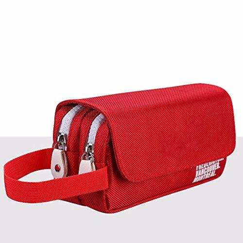 - leinwand großer stift tasche studierende kinder - box,des (Cute Boy Koffer)