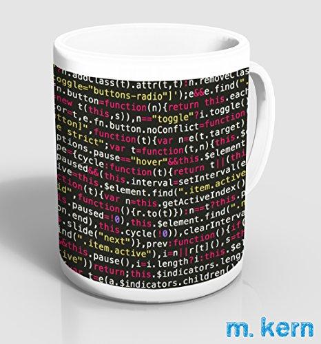 Tasse Computer Code (Computer-programmierung-becher)