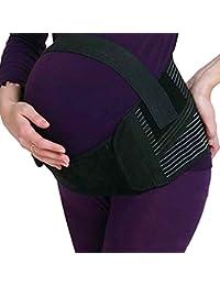 a7f374c34 Republe Abdomen y Cintura mujeres embarazadas atención prenatal correa  Bellyband maternidad cinturón de tonificación cinturones para