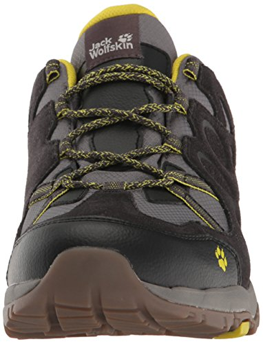 Jack Wolfskin Mens rochersEt Texapore Chaussures Flashing Green