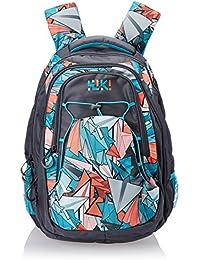 Wildcraft Wiki Daypack Polyester 36 liters Grey Laptop Bag (8903338049111)