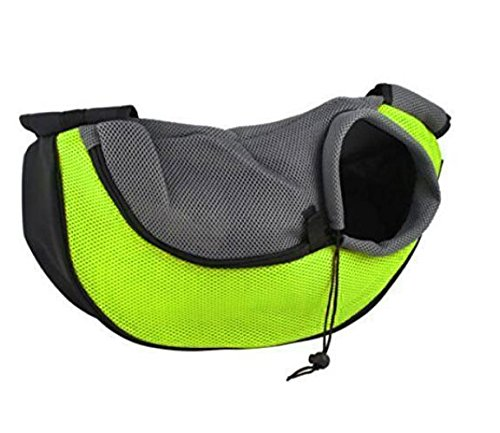 BENWEI Classics High-quality Breathable Dog Front Carrying Bags Mesh Comfortable Travel Tote Shoulder Bag For Puppy Cat… 14