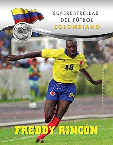 Freddy Rincón (Superstars of Soccer SPANISH) por Rodolfo Iguarán Castillo