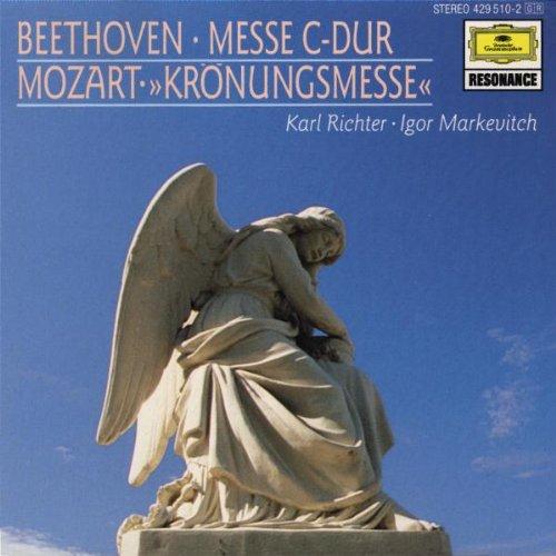 Beethoven: Messe C-dur und Mozart: Krönungsmesse