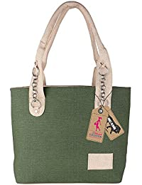 RITUPAL COLLECTION - Identify Your Look, Define Your Style Handbag for Women(Green, RPC_0026)