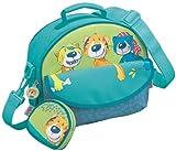 4046 - HABA - Kindergartentasche Dschungel-Bande (Inhalt: Trinkflasche u. Brotdose)