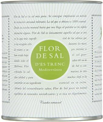Gusto Mundial Flor de Sal Mediterranea, 1er Pack (1 x 150 g) von Gusto Mundial bei Gewürze Shop