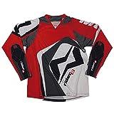 Mots MT2107SR Trial Rider 2 Camiseta, Rojo, Talla S
