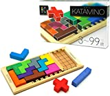 Katamino Wood Puzzle _ Shape Creation Br...