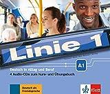 Linie 1 A1: Deutsch in Alltag und Beruf. 4 Audio-CDs zum Kurs- und Übungsbuch