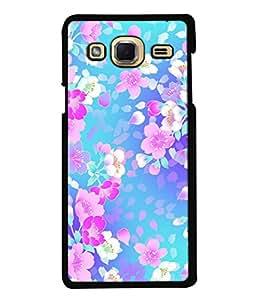 PrintVisa Flowers Pattern High Gloss Designer Back Case Cover for Samsung Galaxy J3 (6) 2016 :: Samsung Galaxy J3 2016 Duos :: Samsung Galaxy J3 2016 J320F J320A J320P J3109 J320M J320Y