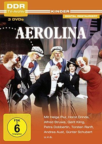 Aerolina (DDR-TV-Archiv) [3 DVDs]