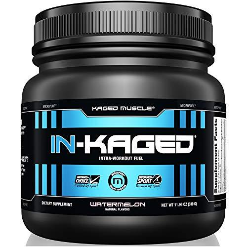 Kaged Muscle - En-conditionné Intra-Workout carburant pastèque - 11.97 once. 1