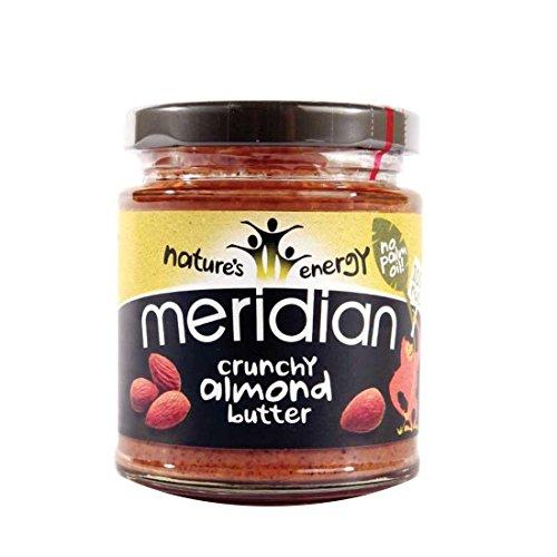 Meridian | Almond Butter Crunchy | 4 x 170g