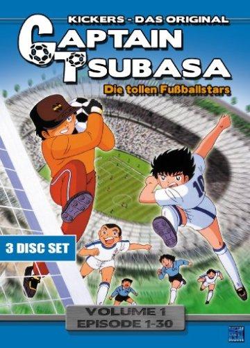 Die tollen Fußballstars, Vol. 1 - Episoden 1-30 (6 DVDs)