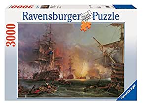 Ravensburger - Puzzle - Bombardement D'Alger - 3000 Pièces