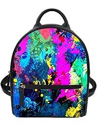 70745dddbfa7f TRENAND Neues Design für Männer kleiner Rucksack Tasche schwarz Minibeutel  Geldbeutel Umhängetasche Reise Umhängetasche Mini…